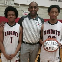 Northstar's Miles Brown tops 2,000 points, 7th Section V boys basketball player to top mark