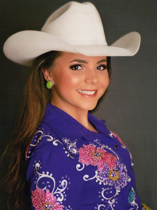 Eight Vying For High School Rodeo Queen