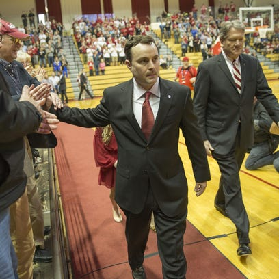 Archie Miller's contract makes him among college basketball's highest-paid coaches
