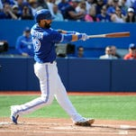Jose Bautista had his fifth multihomer game of the