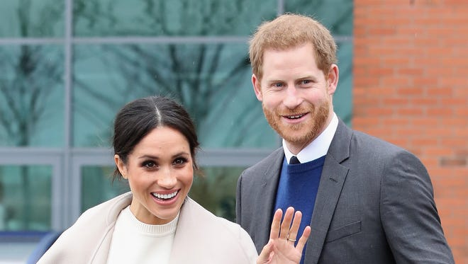 Prince Harry and Meghan Markle are set to walk down the aisle on May 19.