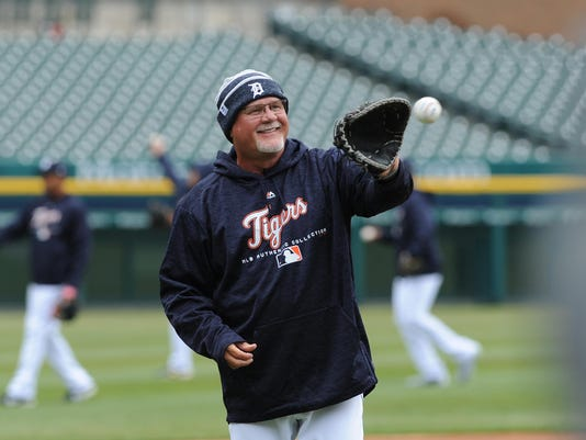 tigers workout gardy