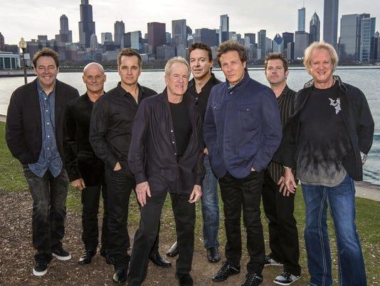 Chicago Band 2013