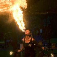 Pensacola fire jugglers heat up Northwest Florida's flow arts scene