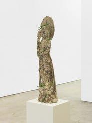 """Goddess"" by Tony Matelli on display at Milwaukee Institute"