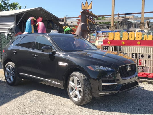 Review Diesel F Pace Shows Jaguar Can Make Suvs Too