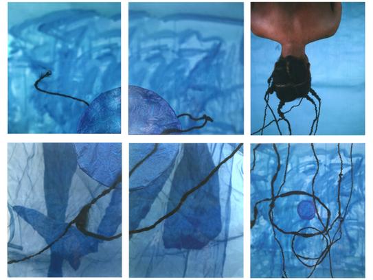 """""""Elevata,"""" 2002,  by María Magdalena Campos-Pons"""