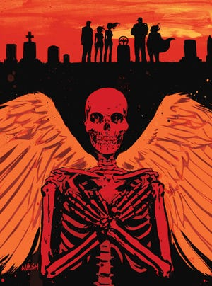 """Harbinger"" No. 22 kicks off the three-part ""Death of a Renegade"" story arc."
