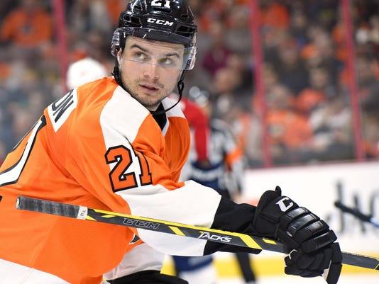 NHL: Florida Panthers at Philadelphia Flyers