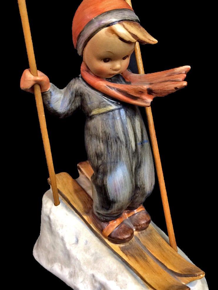 Valuable hummel figurines most RARE GOEBEL