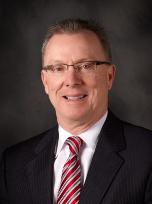 Former Otters' president Randy Schulz.