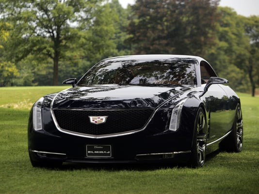 The Cadillac Ct6 Is The Start Of A New Naming Convention For
