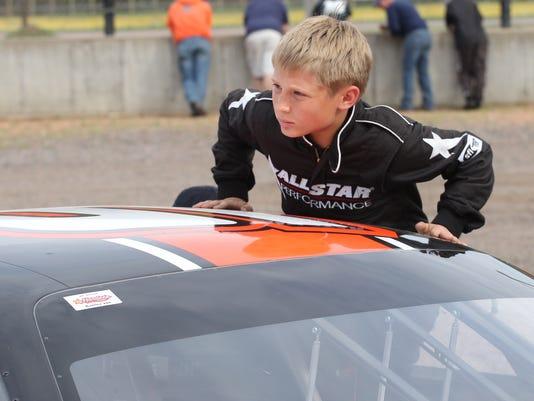 MNH 0515 Racer Kraus 10