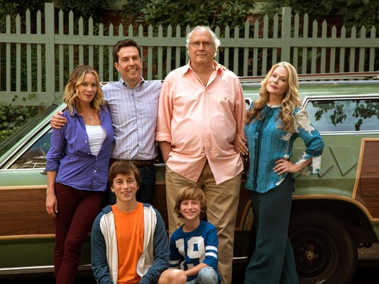 Film Review Vacation 5