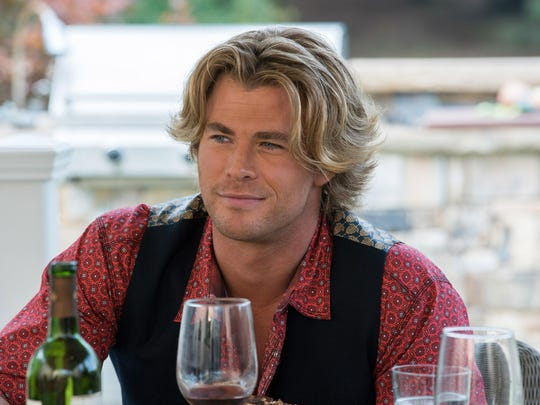 """Chris Hemsworth appears in a scene from """"Vacation."""""""
