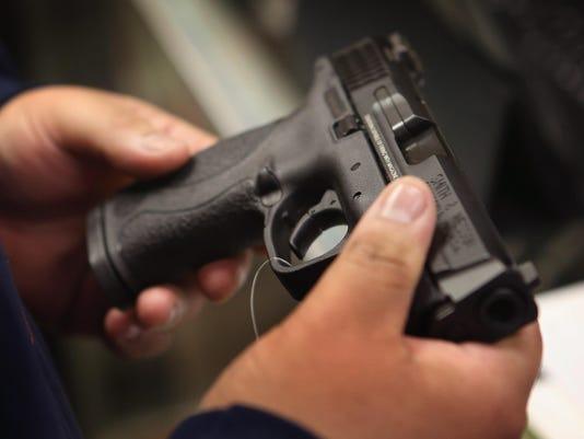 U.S. Gun Sales Reach Record Levels In 2012