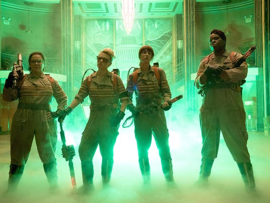 Film Review Ghostbusters