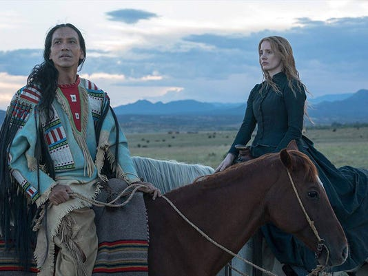As Sitting Bull in 'Woman Walks Ahead,' Michael Greyeyes continues to educate through Native roles