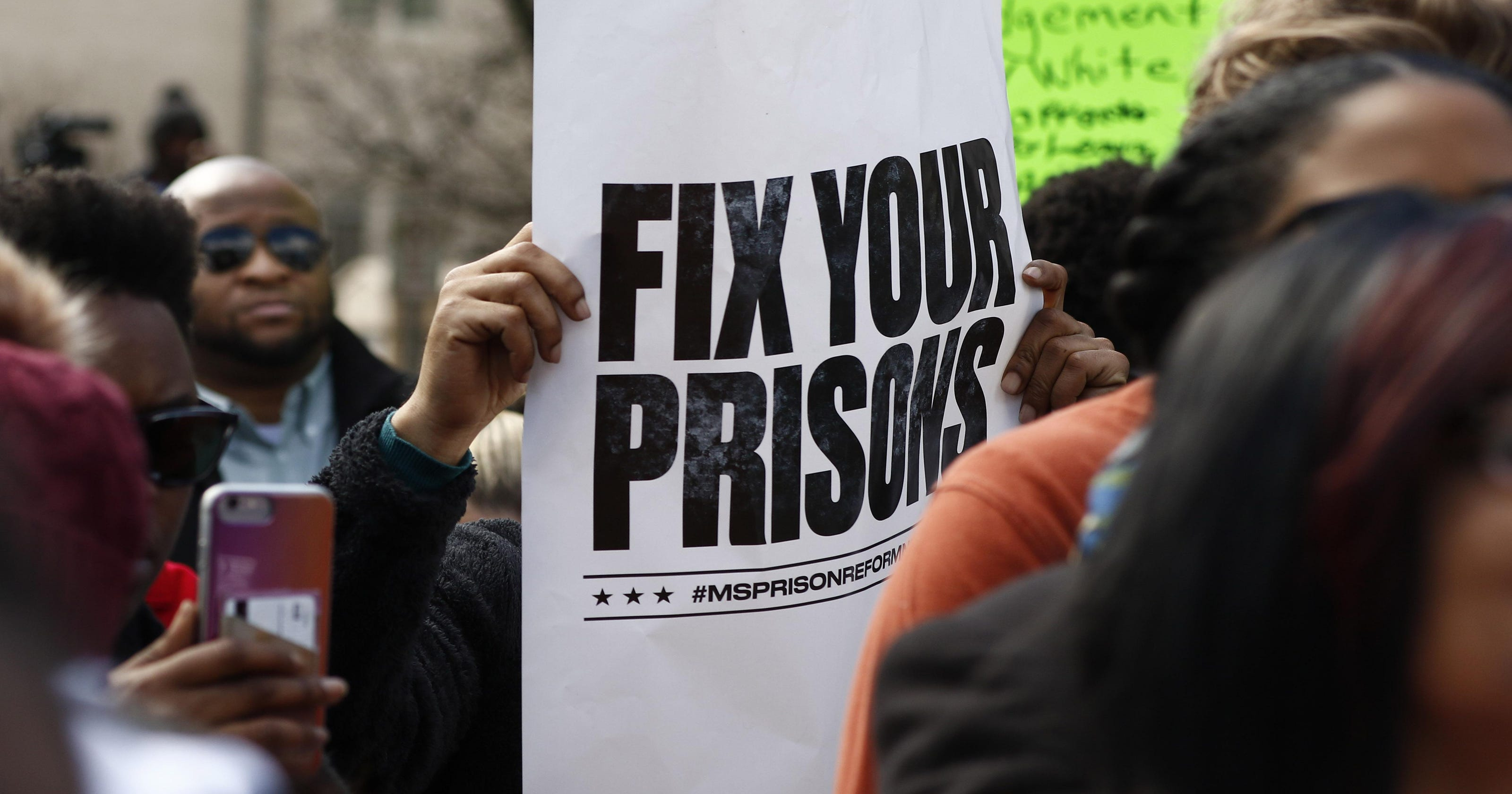 Protest for prisons, skeleton on board, monarch slump: News from around our 50 states