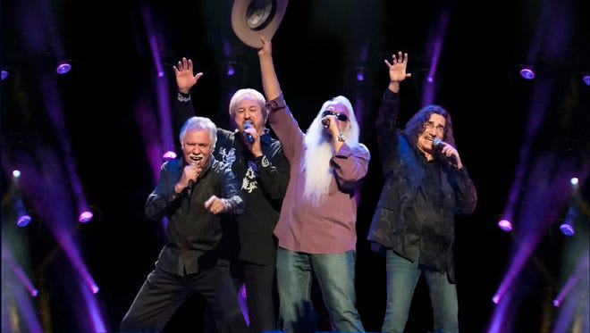 Oak Ridge Boys will perform in Bossier City just weeks after performing at the Grand Ole Opry birthday celebration.
