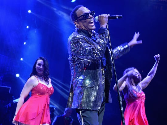 Nine-time Grammy nominee Charlie Wilson brings his
