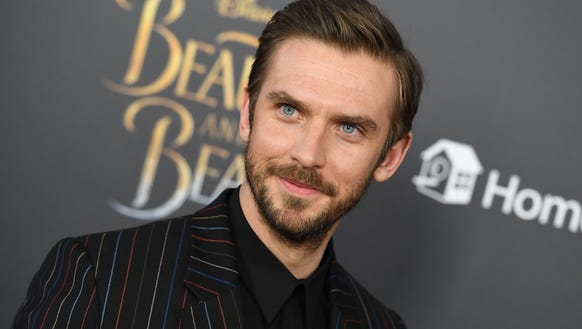 Dan Stevens out of his Beastly motion-capture suit.