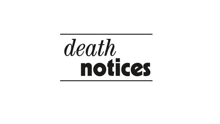 Fond du Lac County, Dodge County, Wisconsin death notices, May 27, 2018