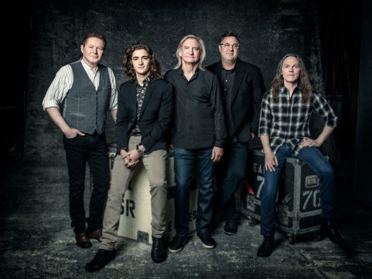 "The Eagles bring their ""Hotel California"" tour to Talking Stick Resort Arena."