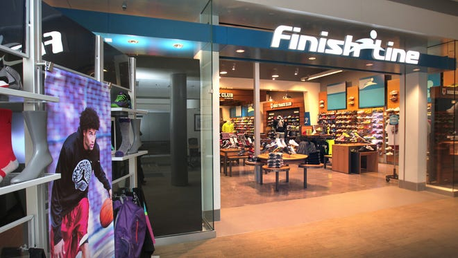 Finish Line, an Indianapolis sportswear retailer, has closed 54 stores as part of its plan to shutter 150 locations.
