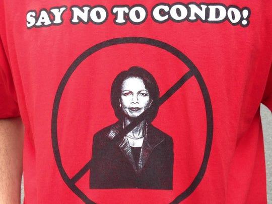 anti-condi t-shirt