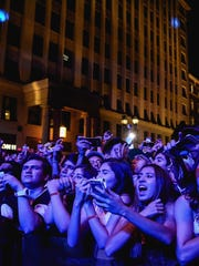 In its first five years, the Neon Desert Music Festival has attracted more than 20,000 people per day to enjoy live local, national and international music acts.