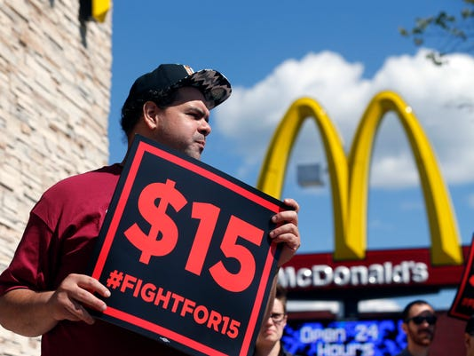 NY Fast Food Wage