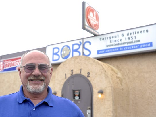 Ben Weiland at Bob's Carry Out & Delivery in Sioux