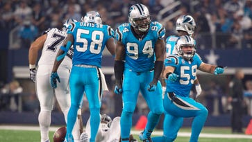 NFC Championship Game: Newton, Palmer not so different