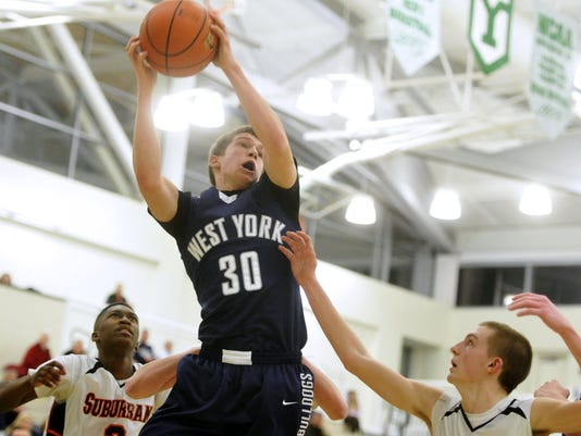Darian McCauley (30) and West York are off to a 4-0 start. (GAMETIMEPA.COM -- FILE)