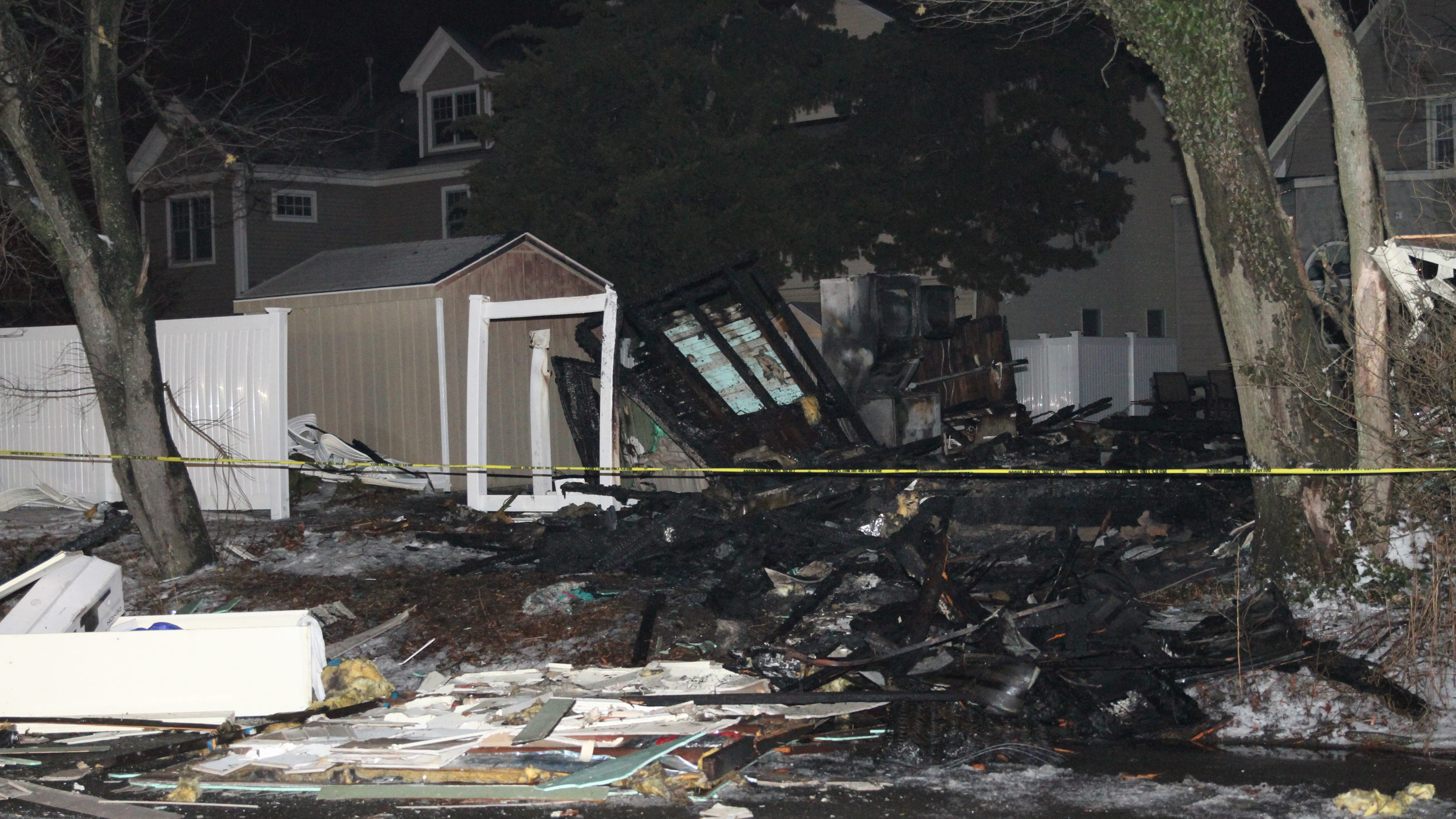 the day my house exploded A gas explosion rocked a new jersey neighborhood tuesday morning, blowing up a house, injuring 15 people, two of them critically, and forcing at least 80 families from their homes, authorities say.