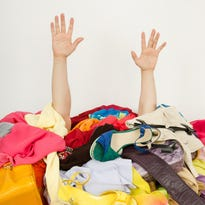 Spring Cleaning: It All Starts in the Closet