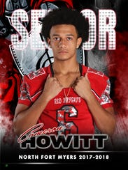 Cameron Howitt, North Fort Myers