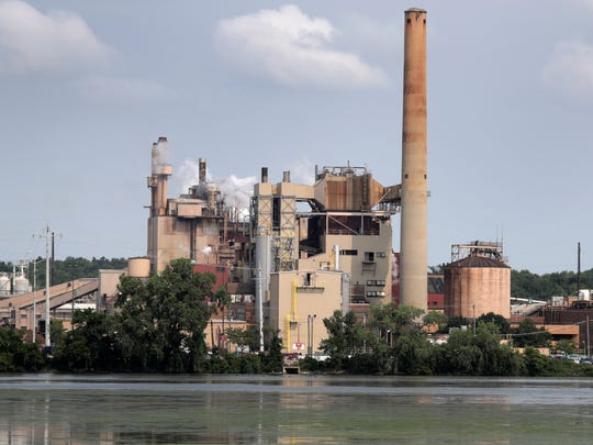 Ahlstrom-Munksjo (formerly known asExperia andThimany) continues to operate in Kaukauna. Photo: Wm. Glasheen/USA TODAY NETWORK-Wisconsin