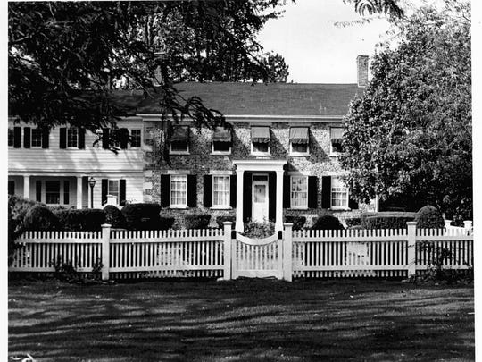 Liberty Hill homestead: Following John Hanks' death in 1906, the estate passed on to his children and stayed in the family until they sold the property in 1919 to Kodak executive, Frank W. Lovejoy.