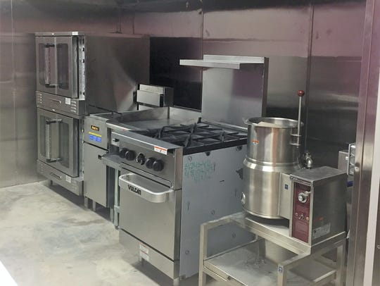KitchenShareTLH, the first commercial kitchen rental