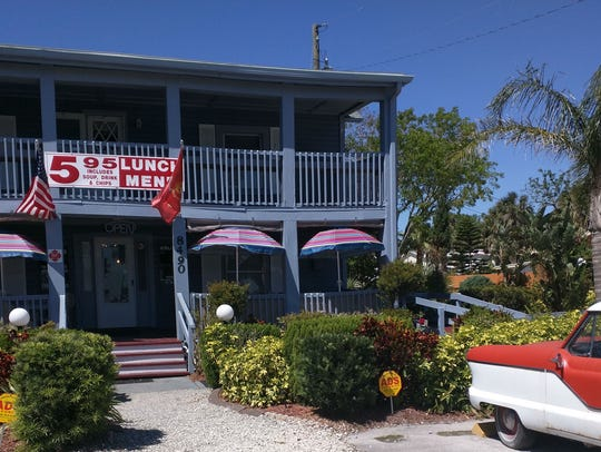 Marina Cafe is at 8490 U.S. 1 in Micco