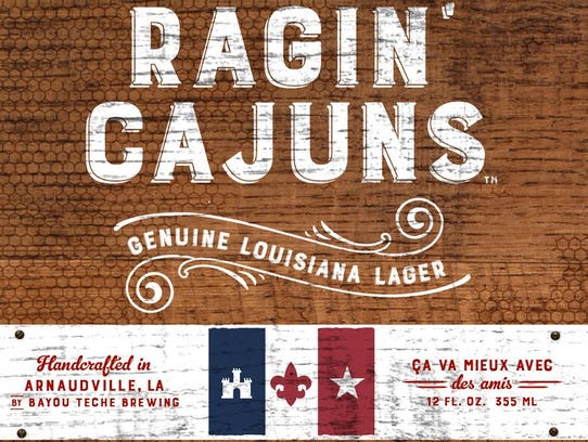 Ragin Cajuns Lager will debut Sept. 3