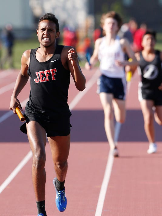 LAF NCC track and field