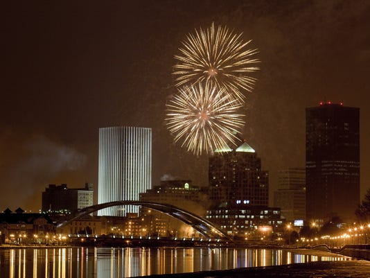 New Year's Eve in Rochester