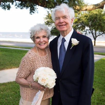 Senator Thad Cochran and Kay Webber Cochran on their