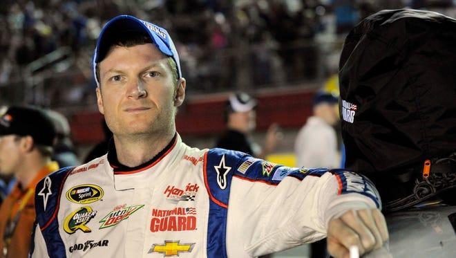 9. Dale Earnhardt Jr., 2,000