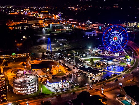 Bright lights, big city? Branson knows how to ring