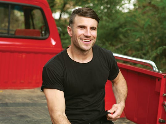 leave the night on singer sam hunt will release his first album