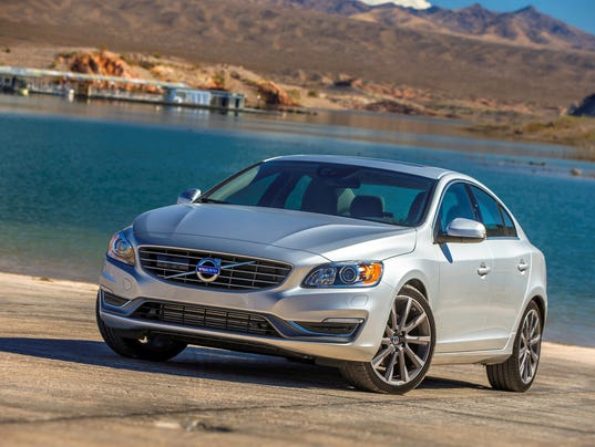 Base Volvo S60 T5 Sedans Start At 33 300 But Our As Tested Safety Enhanced T6 With The Up Rated Engine Came To 47 925 Photo Provided By